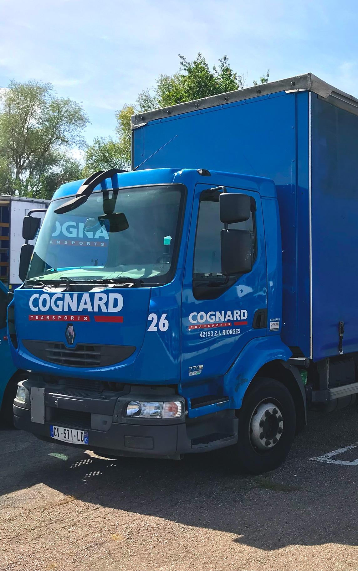 Camion Cognard